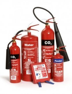 Halon Gas and Fire Extinguisher